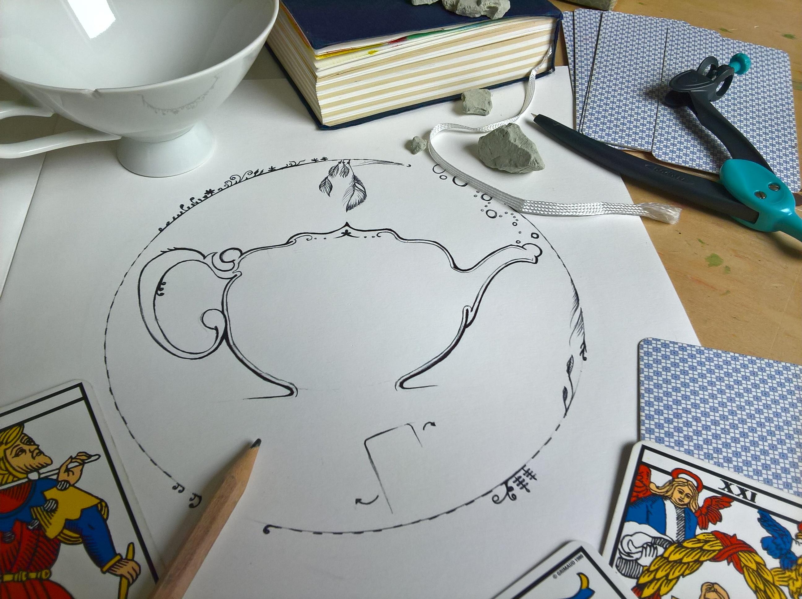 Tarot Création