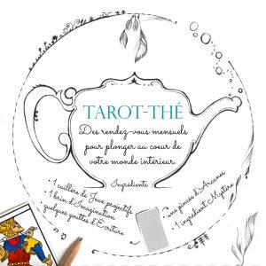 logo tarot thé