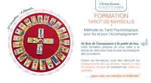 Les inscriptions sont ouvertes pour les nouvelles formations au Tarot, avec un tarif préférentiel avant le 31 décembre.
