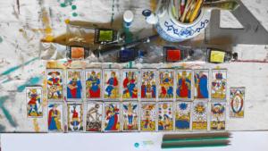 Cercles de Tarot : et si on créait notre oracle?