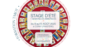 Formation Tarot stage intensif d'été